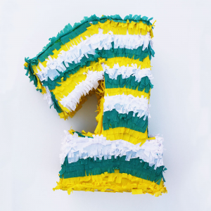 Piñata Números