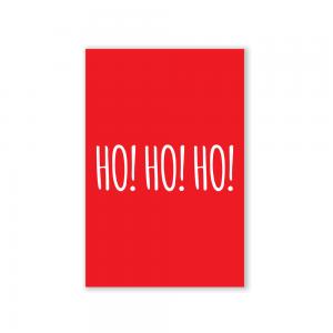 Postal ho! ho! ho!