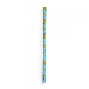Lápis Banana Azul