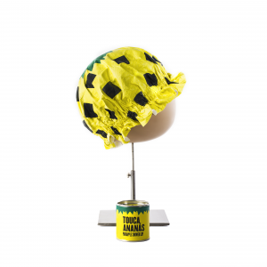 Pineapple Shower Cap